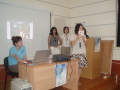 Presentation of SWYAA Japan