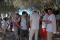 Waiting at Acropolis