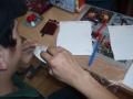 Koki preparing 1