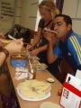 Ashraf really like swedish food