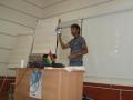 Presentation of SWYAA Mauritius