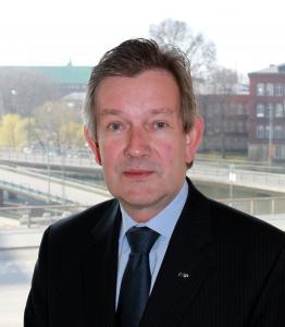 Jan-Erik Lövgren utan stridsvagnsslips