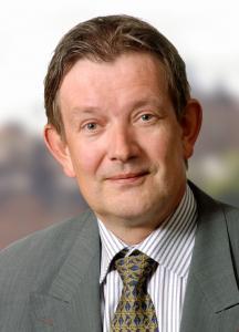 Jan Erik Lövgren med stridsvagnsslips