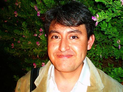 Diego Lombeida